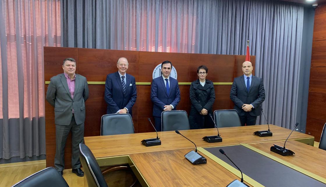 New Resident EU Prosecutor introduced in Tirana