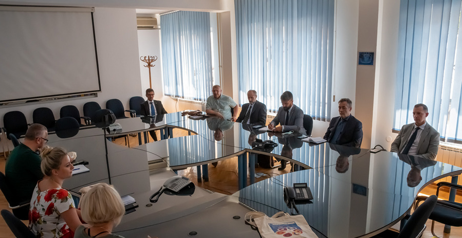 """""""Technological evolution is fundamental for the future of police actions"""" – Expert visit to Bosnia-Herzegovina"""