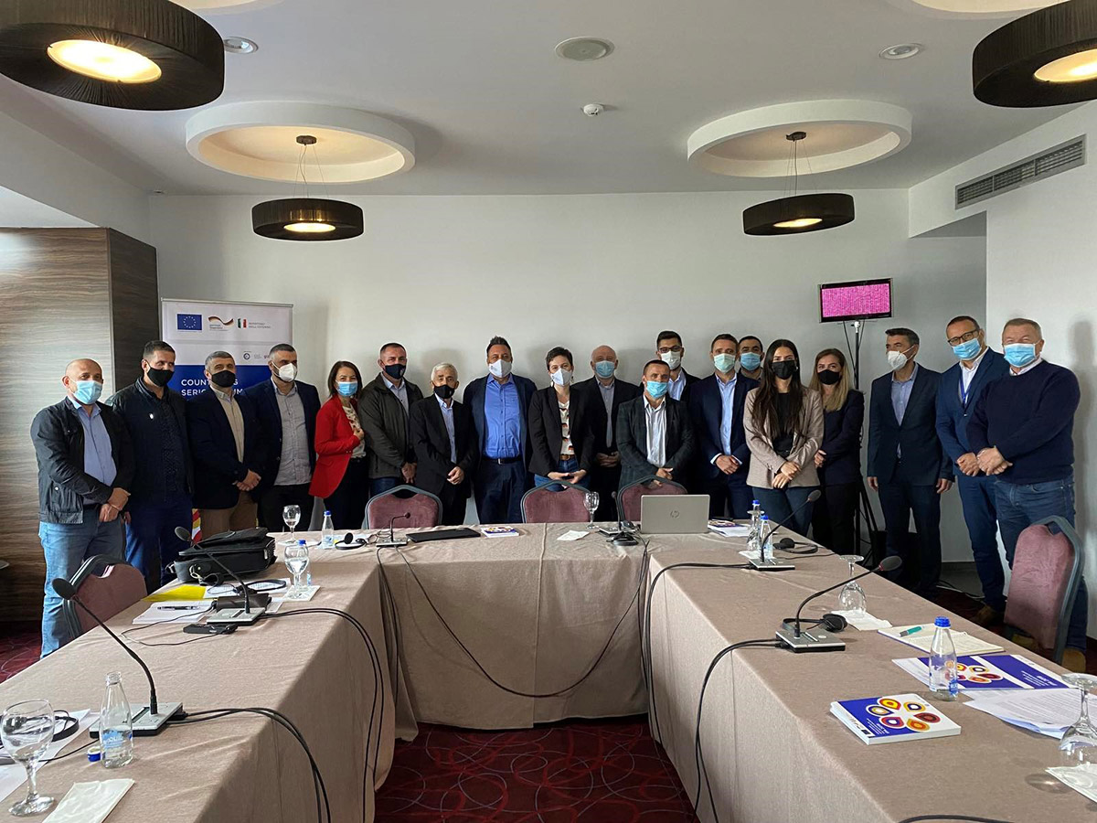 Kosovan* CT institutions reflect on the TE SAT report
